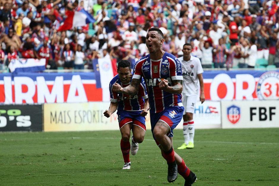 83108bcc97 Com gols de Edigar e Vinícius