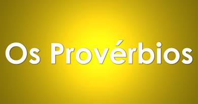 Evangelização Provérbios 7:1-27