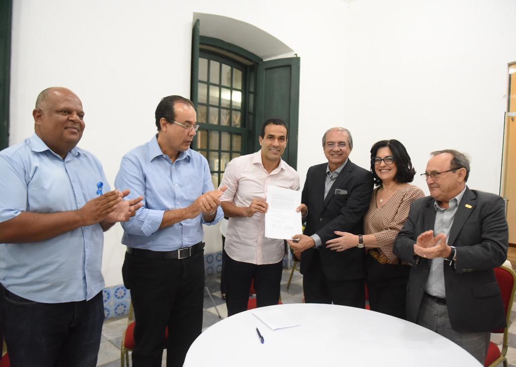 Prefeitura estimula projeto social da Santa Casa de Misericórdia no Bairro da Paz